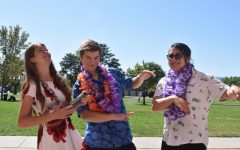 Homecoming Spirit Week: Barnyard vs. Beach