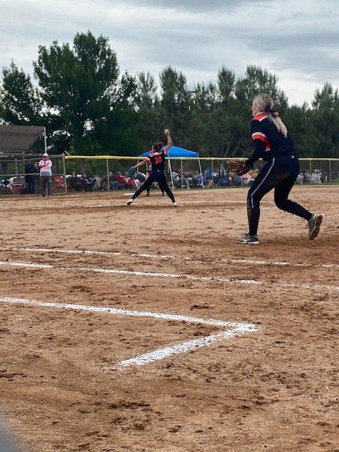 GJHS vs. Central Softball