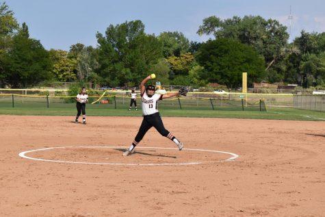 Tiger softball loses to Palisade